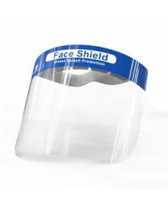 Full Face Shields - Clear
