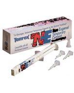 TNE by Temrex, 6 gm Dual Syringe, 15 Tips