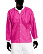 Extra Safe Lab Jackets Hot Pink