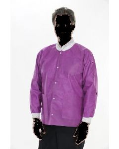 Extra Safe Lab Jackets Violet Purple