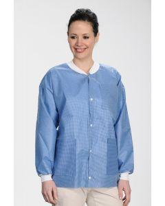 Extra Safe Lab Jackets 10/PK