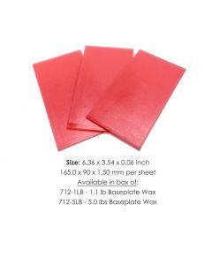 Base Plate Utility Wax