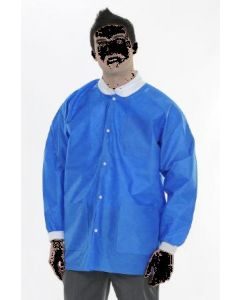 Extra Safe Lab Jackets Royal Blue