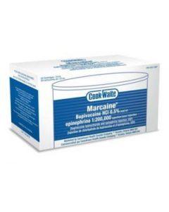 Marcaine (Cook-Waite) 0.5% with Epinephrine, 1:200,000