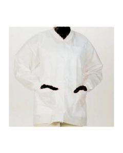 Extra Safe Lab Jackets White