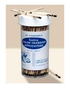 Dr. Thompson's Color Transfer Applicators