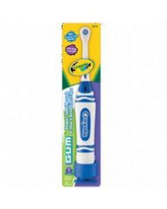 GUM Crayola Kids Power Toothbrush