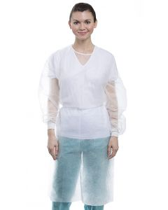 Isolation Gowns with Knit Cuff 50/CS