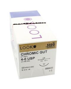 Gut Chromic Sutures
