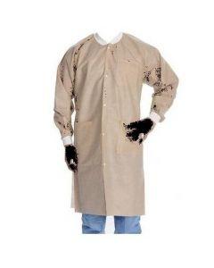 Extra Safe Lab Coats Tan
