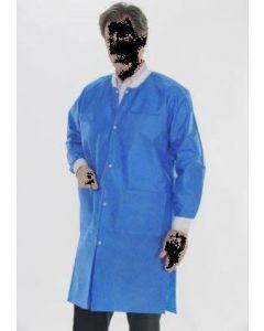 Extra Safe Lab Coats Royal Blue