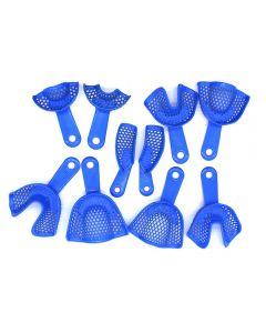 Blue Impression Tray