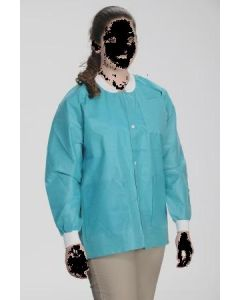 Extra Safe Lab Jackets Teal