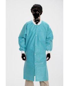 Extra Safe Lab Coats Teal